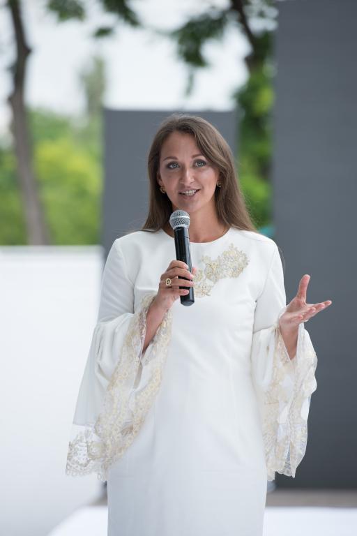 Зарина Семенюк, организатор OFW