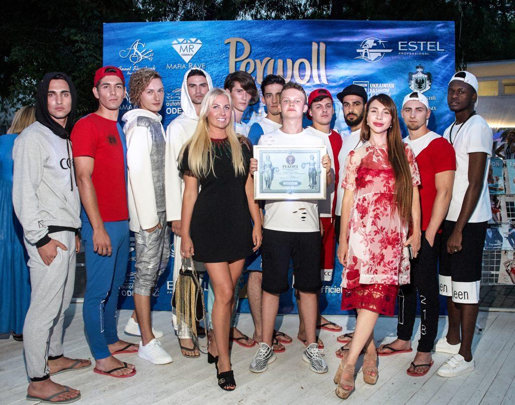 Gleb Kislovsky -- самый молодой дизайнер в Украине. Национальный рекорд!